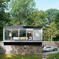 1957 home of architect Arthur Witthoefft