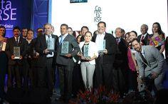 Premio «Conectarse Para Crecer» Perú 2016