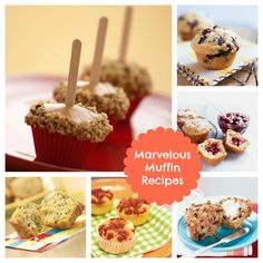 Marvelous Muffin Recipes