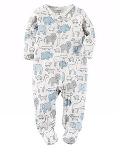 Pijama - zoo animals cute - carters  Carters Baby Clothes, Baby Boy Pajamas, Carters Baby Boys, Girls Pajamas, Cute Baby Clothes, Babies Clothes, Babies Stuff, Toddler Outfits, Baby Boy Outfits
