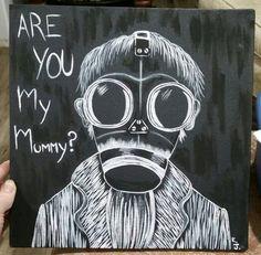 Are you my mummy? Redo by Sorioffantasy on DeviantArt