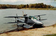 Kestrel Hawk experimental aircraft
