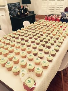 Fentiman Arms cupcakes