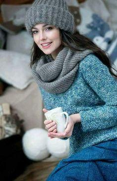 Warm, winter woollies.