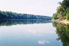 Alabama River - I miss fishin with daddy!