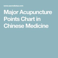 Major Acupuncture Points Chart in Chinese Medicine Holistic Medicine, Holistic Healing, Herbal Medicine, Natural Healing, Body Pressure Points, Acupuncture Points Chart, Reiki, Acupressure Therapy, Acupuncture Benefits