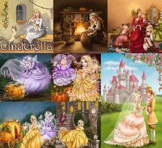 Cinderella  (56 pieces)