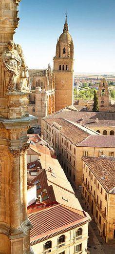 Salamanca, Spain | devourtours.com