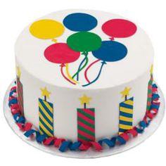 Party Sparkle Cake