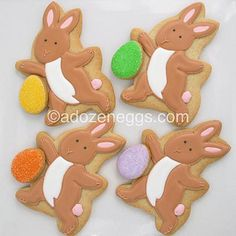 bunny favors by A Dozen Eggs1, via Flickr