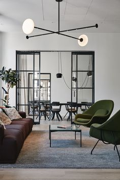 42 Wonderful Workspace Design And Decor Ideas For Cozy Your Workspace Inspiration - Page 10 of 42 Workspace Inspiration, Interior Inspiration, Room Inspiration, Interior Design Studio, Modern Interior Design, Luxury Interior, Room Interior, Living Room Decor, Living Spaces