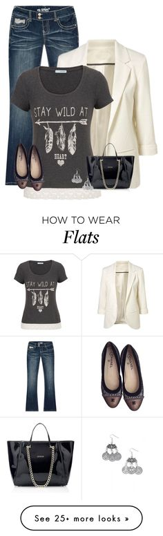 """""""Stay Wild At Heart"""" by majezy on Polyvore featuring maurices and Chanel"""