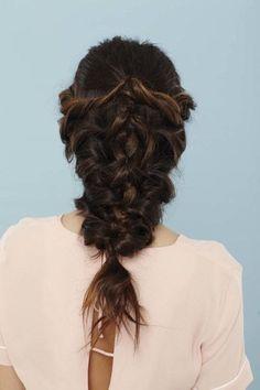 Trança de sereia: aprenda como fazer esse penteado encantador