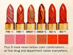 Du Barry 'Glissando Lip Makeup' Lipstick, 1965