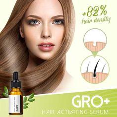 Hair Scalp, Hair Serum, Homemade Beauty Recipes, Greasy Hair Hairstyles, Voluminous Hair, Color Shampoo, Fuller Hair, Brittle Hair, Hair Density