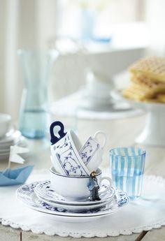 Collection Blau Saks, Comodo, Kahla Porcelain - Image 3