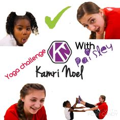 My assignment I'm Kamri!!