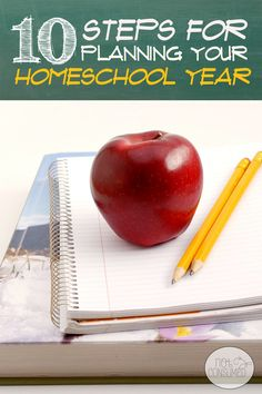 Does the idea of planning your homeschool year seem daunting? Well, it doesn't have to be. I've combined my experience as a classroom teacher with my love for homeschooling to come up with a simple, yet effective way to plan for your entire homeschool year. No matter what curriculum you chose, you'll love these tips.