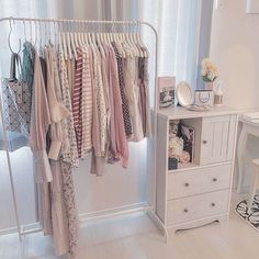 Home Decorators Collection Vanity Product Cute Bedroom Ideas, Cute Room Decor, Room Ideas Bedroom, Home Decor Bedroom, My New Room, My Room, Aesthetic Room Decor, Minimalist Room, Dream Rooms