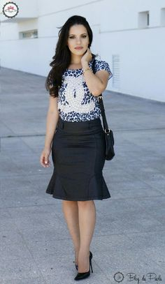 Blog da Paola: Look do Dia: T-Shirt Chanel DIVA