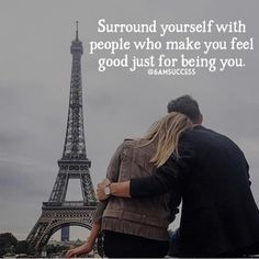 Surround yourself with people who make you feel good just for being you couple hugging each others Motivational Quotes For Success, Positive Quotes, Inspirational Quotes, Winner Quotes, Soul Friend, Jack Ma, Deeper Life, Being Good, Entrepreneur Quotes
