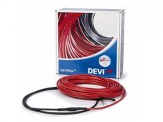 Topný kabel DEVI Deviflex 10T 20m / 205W | Ekotermpraha.cz Cable