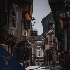 """✨ Visit York ✨ on Instagram: """"Visit York this Halloween to explore the Shambles, a street famous for enchanted shops, cafés and quirky boutiques 🧙♂️ Download the First…"""""""
