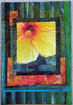 Linda Teddlie Minton: More Fabulous Art Quilts from QF 2011