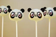Panda Cake Pop.....ShiShi