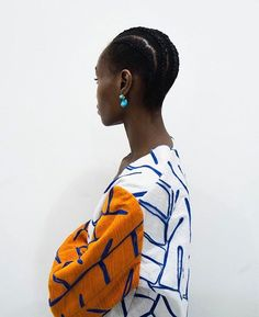 Portrait of Black Edun by Lakin Ogunbanwo in a re.lagos Khabaslot jacket. | Styled by Studio Matte #madeinafrica