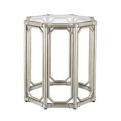 regeant octagon end table | selamat
