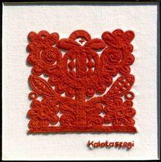 kalotaszegi embroidery (from nylonparaszt) Hungarian Embroidery, Folk Embroidery, Learn Embroidery, Floral Embroidery, Shirt Embroidery, Beginner Embroidery, Chain Stitch Embroidery, Embroidery Stitches, Embroidery Patterns
