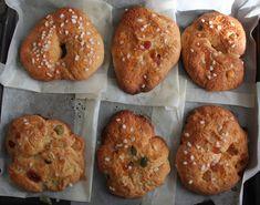 """Le Journal de Nounou Sophie: Atelier """"fouace"""", deuxième fournée Bagel, Bread, Journal, Food, Candied Fruit, King Cakes, Atelier, Kitchens, Essen"""