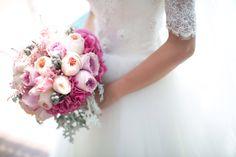 My wedding bouquet  Bride's bouquet