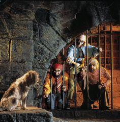 Pirates of the Caribbean Facts via Disney Parks Blog