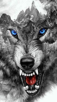 Artwork Lobo, Wolf Artwork, Wolf Tattoo Design, Wolf Design, Design Design, Wolf Tattoos Men, Dog Tattoos, Wolf Photos, Wolf Pictures