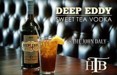 "Deep Eddy Sweet Tea Vodka try it with Lemonade the ""John Daly"" DELISH!!"