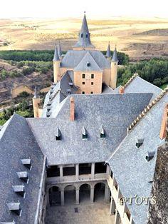 The Alcazar, Segovia