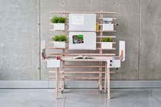 30 Ways to Keep Your Workspace Creative and Well-Organized | Brit + Co