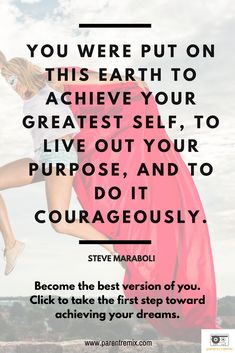 Be your best self, live your best life. Click to take the first step toward your dreams. Inspirational Quotes | Personal Growth | Personal Development | Motivational Quotes
