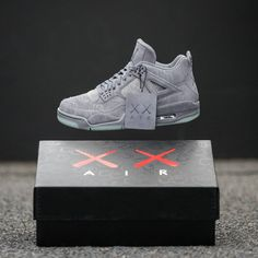 KAWS x Air Jordan IV Retro - EU Kicks: Sneaker Magazine