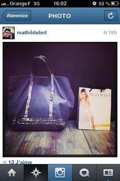 nice shopping bag....    Berenice love you