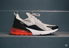 Nike Air Max 270 Light Bone Hot Punch AH8050-003 22174dd223d