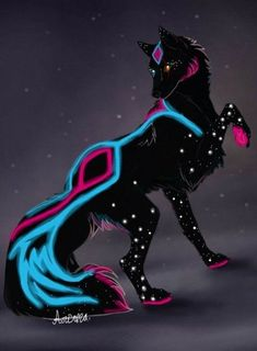 Recolor by Ariana Davis - furry - Pet Anime, Anime Animals, Cute Animals, Artwork Lobo, Wolf Artwork, Anime Wolf Drawing, Furry Drawing, Arte Furry, Furry Art