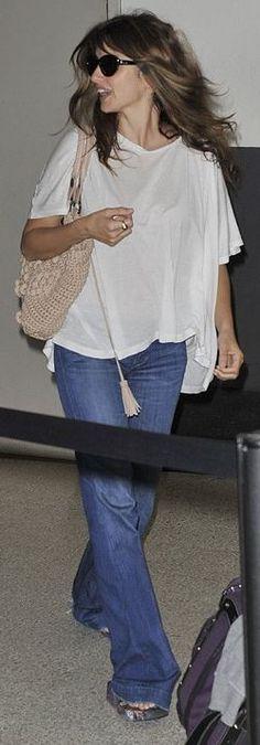 Penelope Cruz casual look