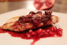 Chicken Cranberry