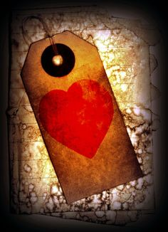 A grunge heart tag ~ I love You! Grateful Heart, Valentine Day Love, Invite Your Friends, Free Stock Photos, Free Images, Grunge, Tags, Empathic, Wicca