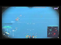 World of Warships New York class Battleship