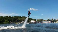 Filippa Ring Hoverboard Stockholm