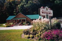 Brown County Winery in Gnaw Bone, IN. Home of the best blackberry wine on the planet.